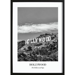 Hollywood Sign Poster (21x29,7cm)