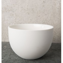 Bowl Urban Clay (Ø15) - White