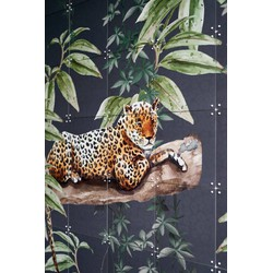IXXI wanddecoratie Chilling in the jungle & Into the wild - 80 x 100 cm