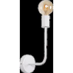 Wandlamp Bjorn 1 lichts wit