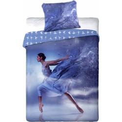 Dekbedovertrek Prima Ballerina - 140x200cm + 1 Kussensloop