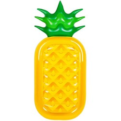 Luxe Opblaasbare Ananas Luchtbed