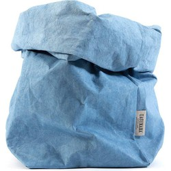 UASHMAMA® Paper Bag Indigo