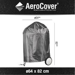 Platinum AeroCover barbecuehoes Ø 57cm antraciet