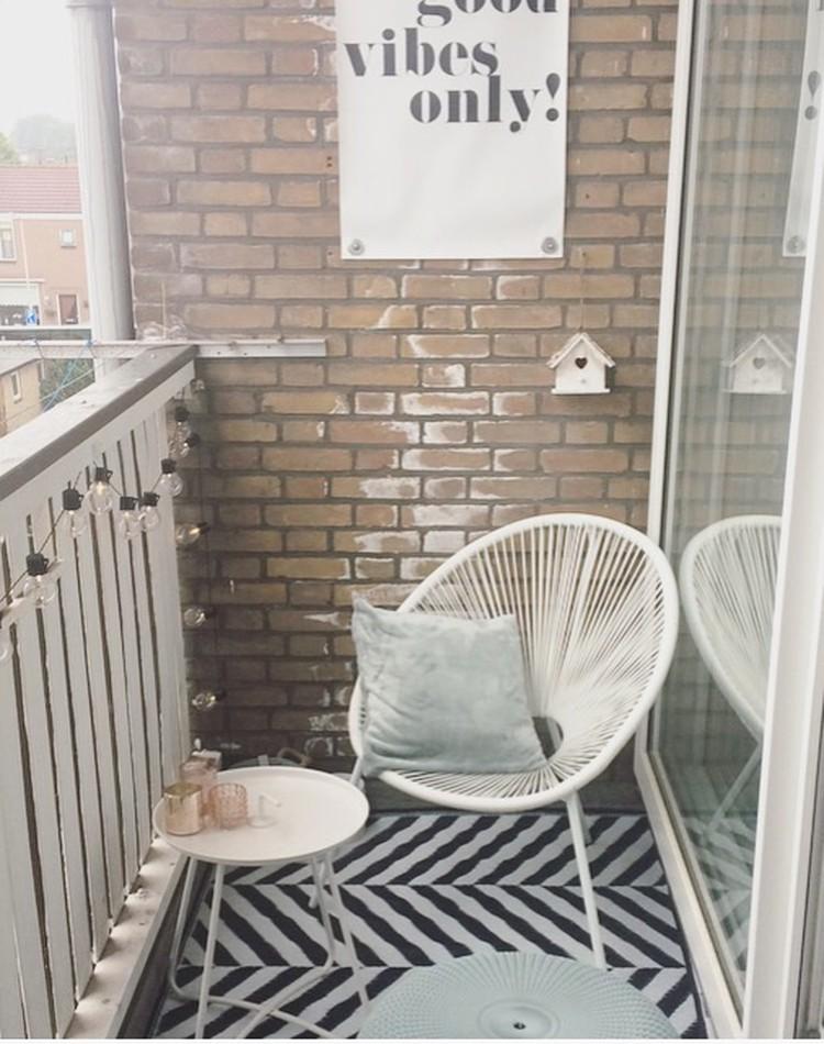 tuin balkon klein