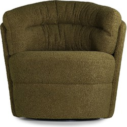 HKLiving Fauteuil Twister green 86 x 76 x 76