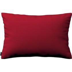 Kussenhoes Kinga rechthoekig 60x40 rood