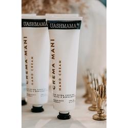 UASHMAMA® Hand Cream Olive & Bergamot 100ML