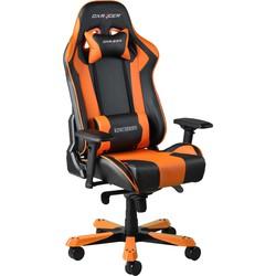 DXRacer Gamestoel - King-Series - PU Leder - Zwart/Oranje
