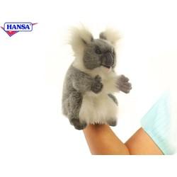 Knuffel Handpop Koala - Hansa Creation