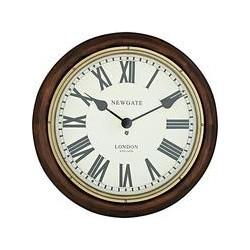 Newgate Station Wall Clock, Dia.50cm