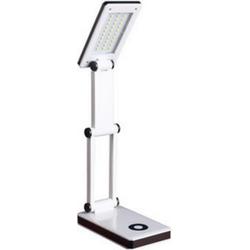 Bureaulamp inklapbaar wit