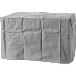 Happy Cocooning beschermhoes CT rechthoek 107x80xH67 cm – grijs