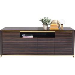 Kare Design Dressoir Boston - 200x81x50 - Bruin
