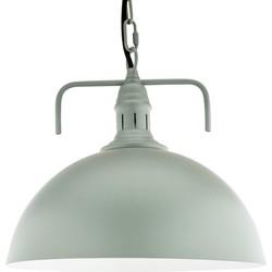 Groenovatie Paris Vintage Industriële Hanglamp Grijs