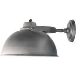 LABEL51 - Wandlamp Urban 30x38x20 cm - Industrieel - Antiek grijs