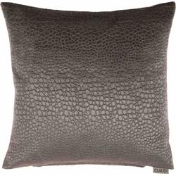 Sierkussen Biagio kleur Dark Taupe - 40x60cm