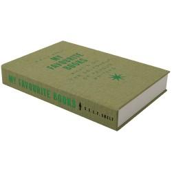 Zwevende boekenplank Selfshelf Linnen Hardcover