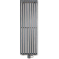 Vasco Vertiline VC designradiator 200x57cm 1200W Antraciet Januari