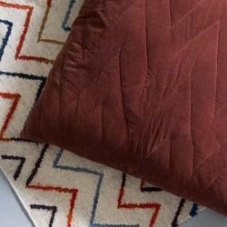 Floor cushion vintage velvet