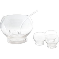 Cosy&Trendy Punch bowl set