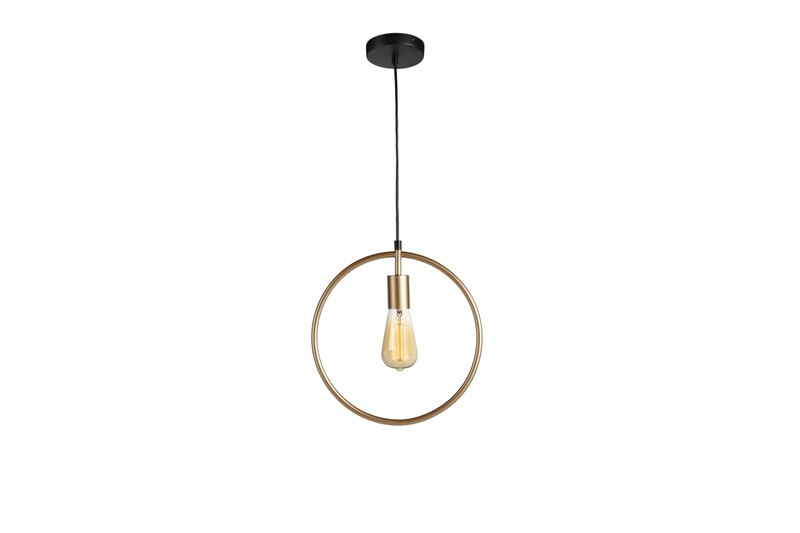 Lifa Living hanglamp Circle Rose -