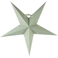 Mrs. Bloom Decoration hanger Star M Old green
