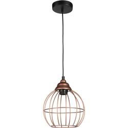 Hanglamp Set van 2 Lund Koper