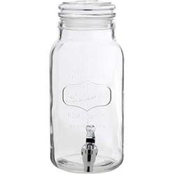 Cosy&Trendy - Sapdispenser met kraan - glas - 3,75L
