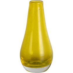 Glass Dulce Yellow - 6.0 x 6.0 x 13.0 cm