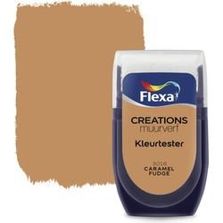 Muurverf Tester 3018 Caramel Fudge 30ml