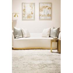 Katherine Carnaby Vintage White - 133 x 190 cm