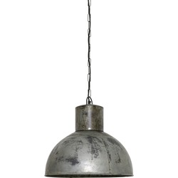 Hanglamp DRIES - vintage zilver