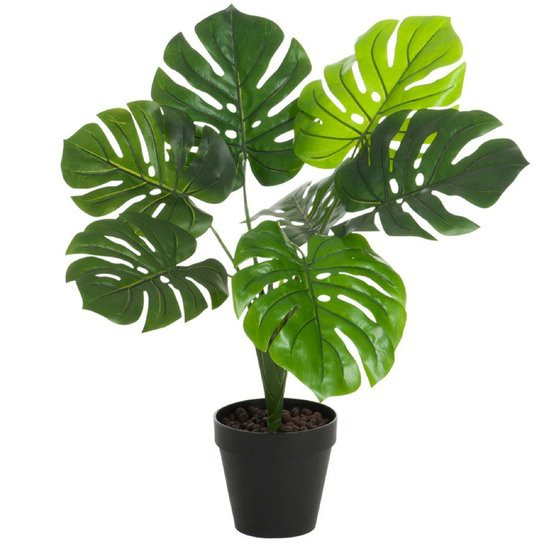 Grote Kunstplant In Pot Monstera -