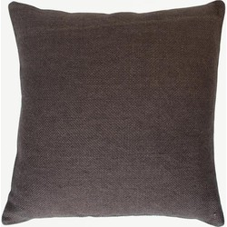 Urban Nature Culture cushion Jute slate black