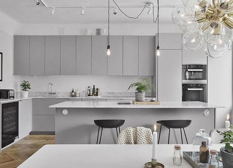 Inspiratie: 5x de mooiste grijze keukens