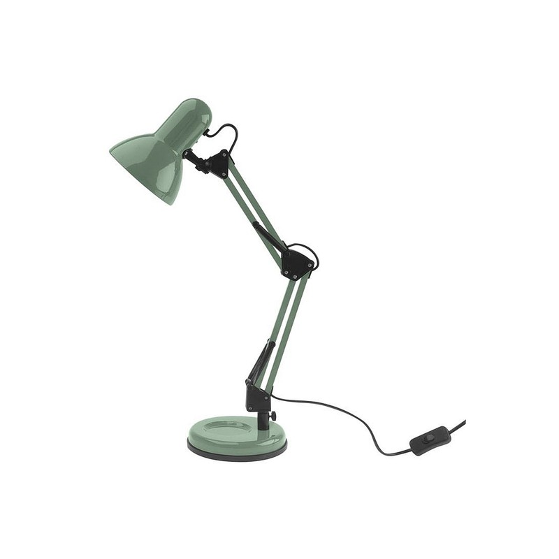 Leitmotiv Hobby Bureaulamp 55 cm - Jungle Green -