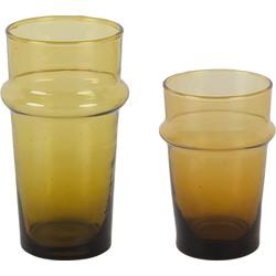 glas 'Traditioneel' M-XL - (M) medium