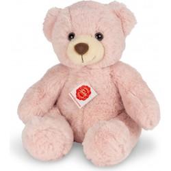 Knuffel Teddybeer Dusty Roze 30 cm - Hermann Teddy