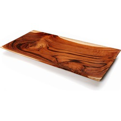 The Teak Root Sushi Plate - L