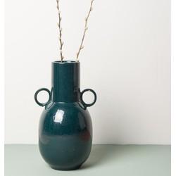 Handmade vase stoneware - Minos