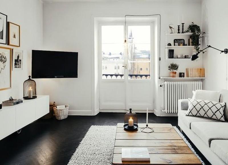 Witte Marmoleum Vloer : Dit is waarom je voor een zwarte vloer zou moeten gaan alles om