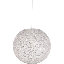 LABEL51 - Hanglamp Twist 30x30x30 cm M - Modern - Wit