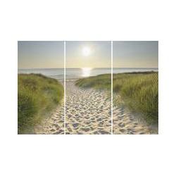 Graham & Brown Beach walk wall art
