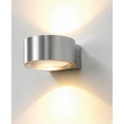 Wandlamp LED Hudson ALU IP54