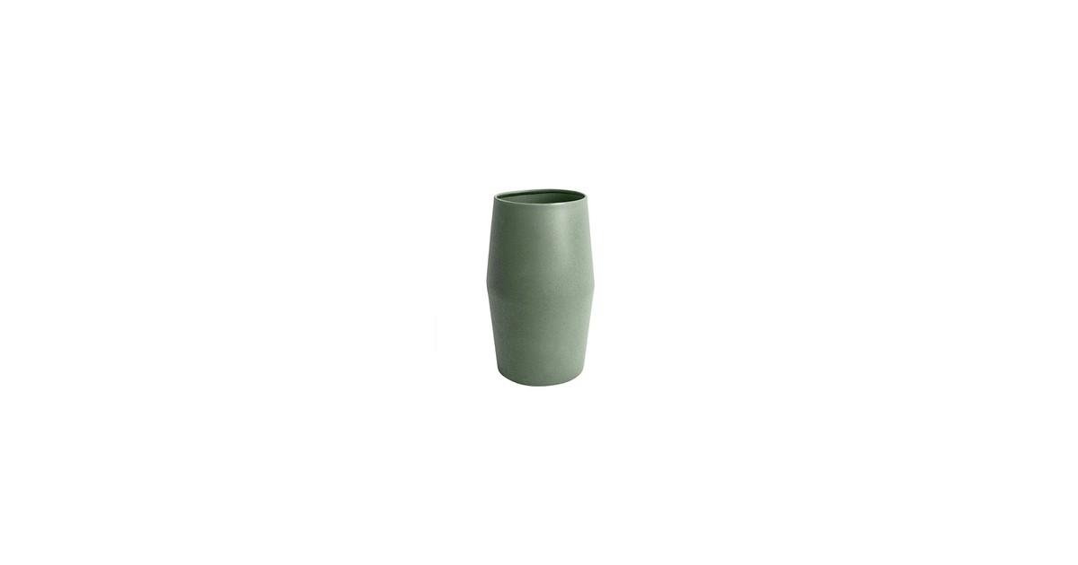 pt, Nimble Vaas Kink Aluminium 27 x Ø16 cm - Greyed Jade