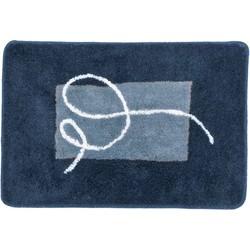 Sealskin Carcassonne Badmat Blauw