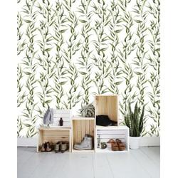 Zelfklevend behang Palmplant groen 122x275 cm