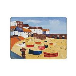 Pimpernel St Ives Windbreak Placemats, Set of 6