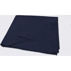 Laken Katoen Elegance - donker blauw (Donker Blauw, 200x260)